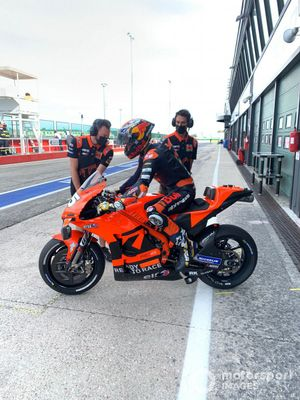 Raul Fernandez Tech3-KTM