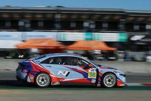 #98: Bryan Herta Autosport w/ Curb-Agajanian Hyundai Elantra N TCR, TCR: Ryan Norman, Parker Chase