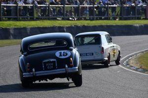 Trofeo St Mary's Parte 1 Rowan Atkinson Jaguar MkVII