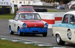 Partie 2 du Trophée St Mary's, Tom Sharp BMW 700o