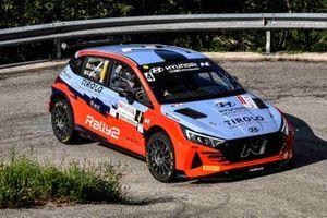 Andrea Crugnola, Gabriele Zanni Hyundai i20 N Rally2