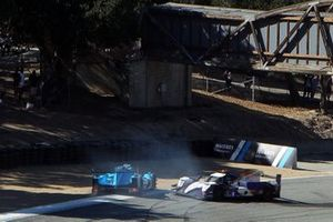#8: Tower Motorsport ORECA LMP2 07, LMP2: John Farano, Gabriel Aubry, #18: Era Motorsport ORECA LMP2 07, LMP2: Ryan Dalziel, Dwight Merriman