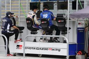 Yuji Kunimoto, #19 WedsSport ADVAN GR Supra