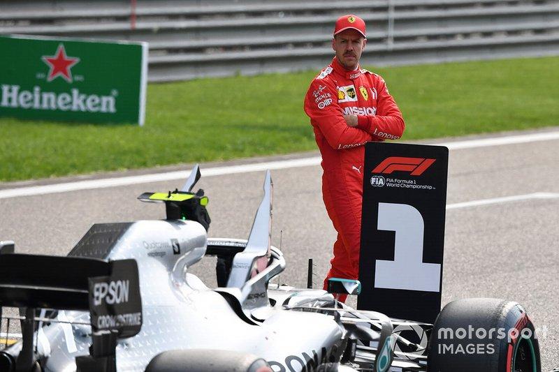 4. Себастьян Феттель, Ferrari — 37