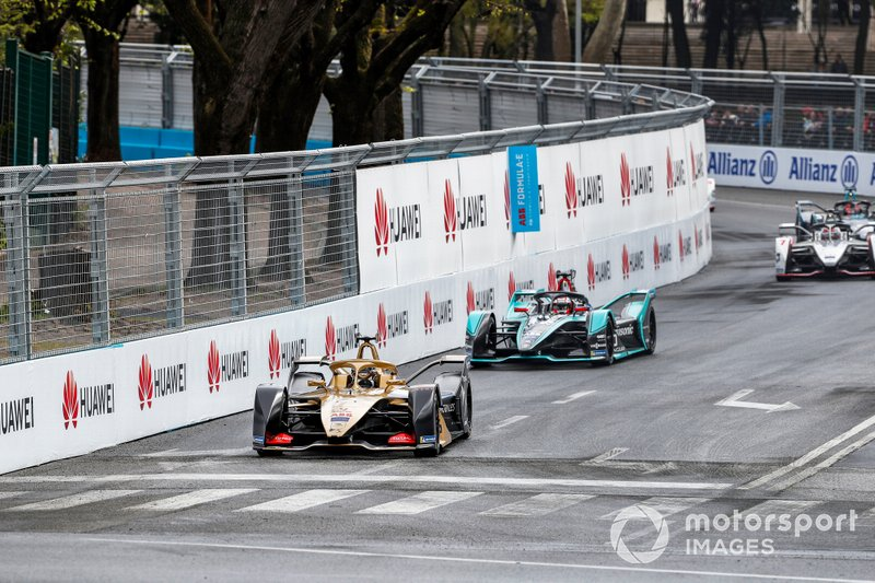 Andre Lotterer, DS TECHEETAH, DS E-Tense FE19, Mitch Evans, Panasonic Jaguar Racing, Jaguar I-Type 3