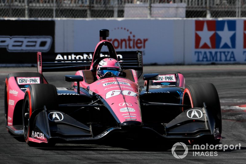Jack Harvey, Meyer Shank Racing con Arrow SPM Honda