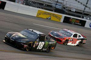 Riley Herbst, Joe Gibbs Racing, Toyota Supra Monster Energy, Christopher Bell, Joe Gibbs Racing, Toyota Supra Ruud