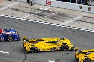 #84 JDC-Miller Motorsports Cadillac DPi, DPi: Simon Trummer, Stephen Simpson, Chris Miller, Juan Piedrahita, Pre-Race