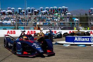Robin Frijns, Envision Virgin Racing, Audi e-tron FE05 Jean-Eric Vergne, DS TECHEETAH, DS E-Tense FE19, Antonio Felix da Costa, BMW i Andretti Motorsport, BMW iFE.18
