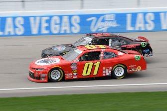 Stephen Leicht, JD Motorsports, Chevrolet Camaro teamjdmotorsports.com, Morgan Shepherd, Shepherd Racing Ventures, Chevrolet Camaro