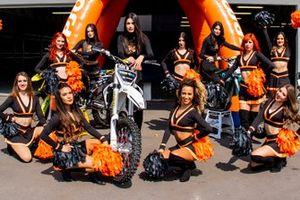 Repsol promo girls