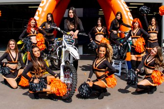 Repsol promo girls