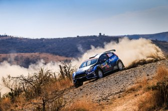Lukasz Pieniazek, Kamil Heller, M-Sport Ford, Ford Fiesta R5
