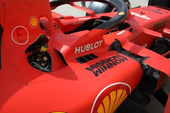 Ferrari SF90 technical detail