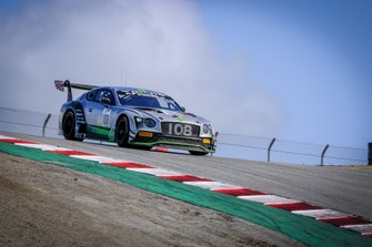 #108 Bentley Team M-Sport Bentley Continental GT3: Lucas Ordonez, Markus Palttala, Maxime Soulet