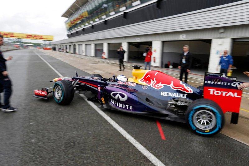 Alain Prost, McLaren, 1994-96 & Red Bull, 2012 & '14