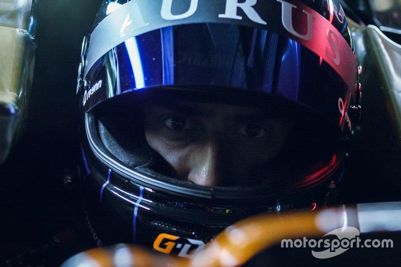 Roman Rusinov, G-Drive Racing Aurus