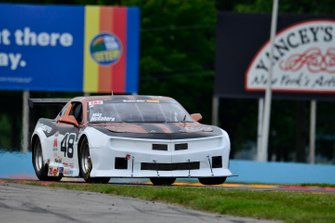 #48 TA2 Chevrolet Camaro drive by Mike McGahern of BC Race Cars