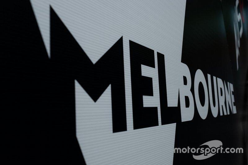 Logo Melbourne
