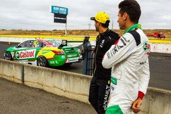 Rick Kelly, Kelly Racing, Daniel Ricciardo, Renault F1 Team