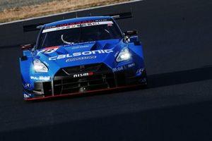 #12 Impul Nissan GT-R: James Rossiter, Daiki Sasaki