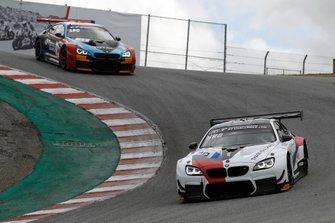 #42 BMW Team Schnitzer BMW M6 GT3: Augusto Farfus, Chaz Mostert, Martin Tomczyk, #34 Walkenhorst Motorsport BMW M6 GT3: Christian Krognes, Nicky Catsburg, Mikkel Jensen