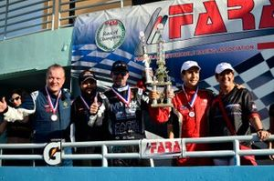 Juan Fayen, Lino Fayen, David Tuaty, and Pedro Redondo Sr.