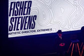 Fisher Stevens, directeur artistique d'Extreme E