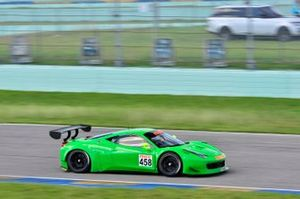 #458 MP1A Ferrari 458 GT3 driven by Carlos Zaid of NGT Motorsports