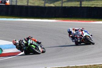 Jonathan Rea, Kawasaki Racing, Markus Reiterberger, BMW Motorrad WorldSBK Team