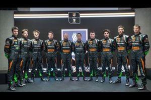 FFF Racing 2019 team