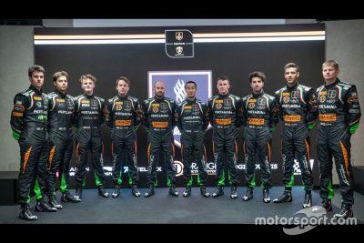 FFF Racing team announcement