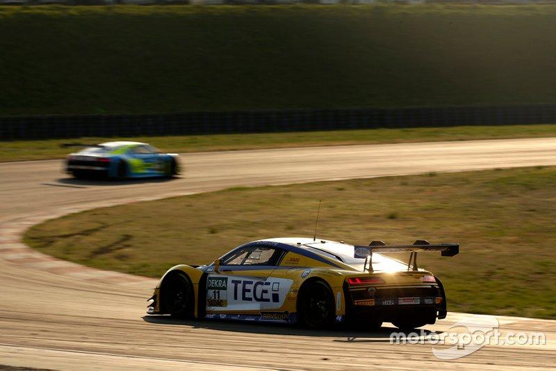 #11 EFP Car Collection by TECE Audi R8 LMS: Elia Erhart, Pierre Kaffer