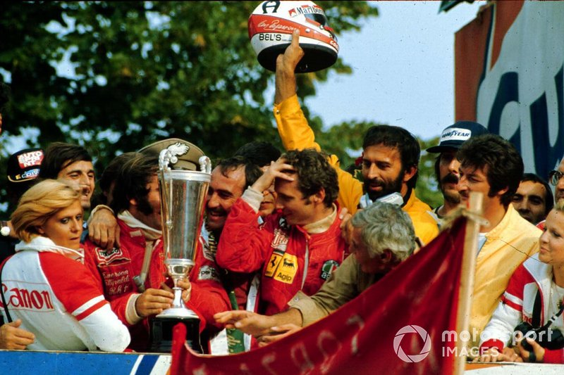 Campeón del Mundo en 1975