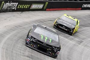 Kurt Busch, Chip Ganassi Racing, Chevrolet Camaro Monster Energy, Paul Menard, Wood Brothers Racing, Ford Mustang Menards / Sylvania