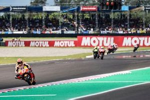 Marc Marquez, Repsol Honda Team, heat haze