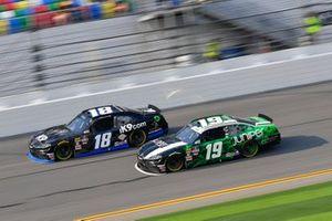 Jeffrey Earnhardt, Joe Gibbs Racing, Toyota Supra iK9, Brandon Jones, Joe Gibbs Racing, Toyota Supra Juniper