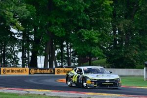 #44 TA2 Chevrolet Camaro driven by Ernie Francis Jr. of ECC Motorsports