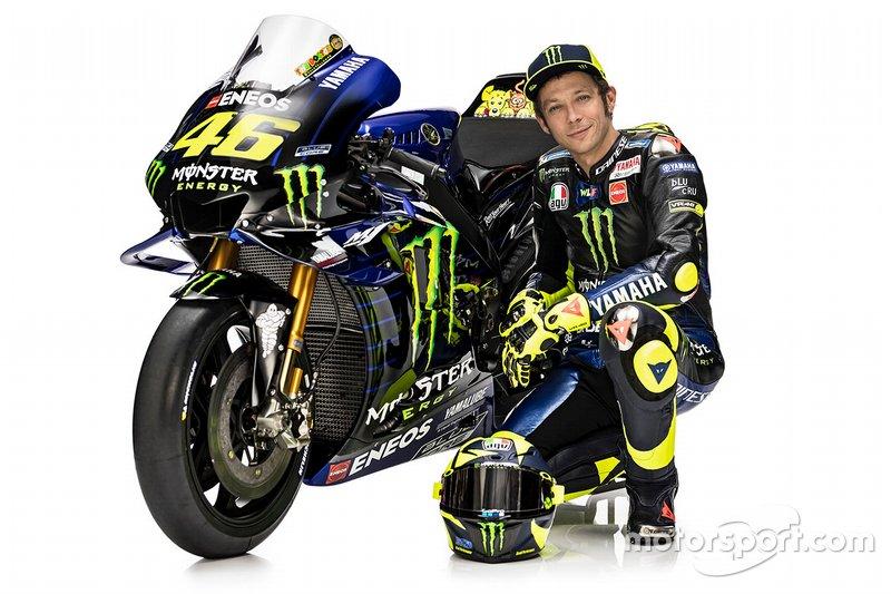 Monster Energy Yamaha MotoGP - Valentino Rossi