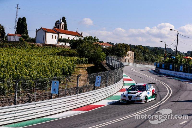 Kevin Ceccon, Team Mulsanne Alfa Romeo Giulietta TCR