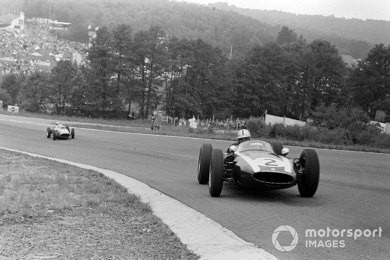 1960: 10 carreras – Campeón: Jack Brabham
