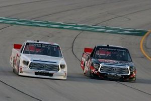 Dylan Lupton, DGR-Crosley, Toyota Tundra Crosley and Brennan Poole, On Point Motorsports, Toyota Tundra