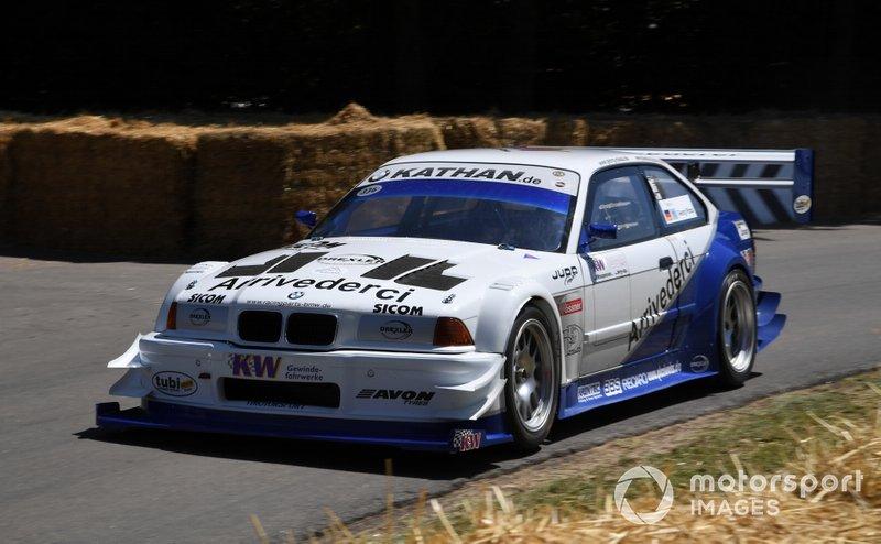 BMW E36 V8 JUDD Klaus Wolarth