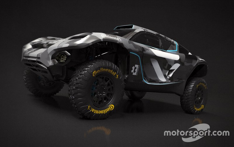 SUV eléctrico de Veloce Racing
