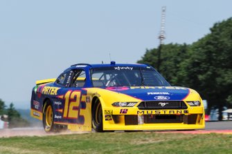 Ryan Blaney, Team Penske, Ford Mustang Pirtek