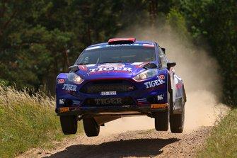 Tomasz Kasperczyk, Damian Syty, Ford Fiesta R5, RSMP, FIA ERC, Rally Poland