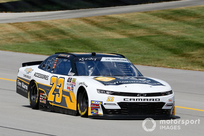 John Hunter Nemechek, GMS Racing, Chevrolet Camaro Chevy Accessories