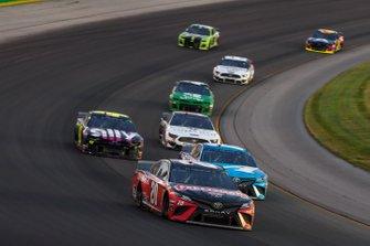 Erik Jones, Joe Gibbs Racing, Toyota Camry Craftsman, Martin Truex Jr., Joe Gibbs Racing, Toyota Camry Auto Owners Insurance