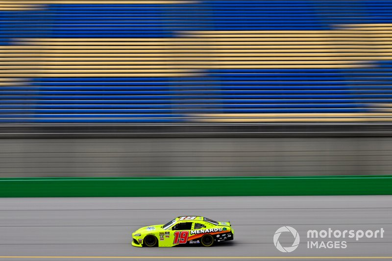 Brandon Jones, Joe Gibbs Racing, Toyota Supra Menards/Swiffer