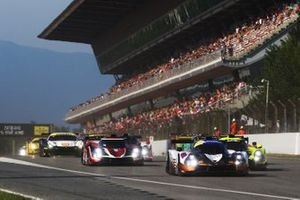 #8 Nielsen Racing Ligier JS P3 Nissan: Nicholas Adcock, James Littlejohn